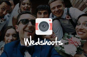 Wedshoots: todas as fotos do teu casamento em um único álbum