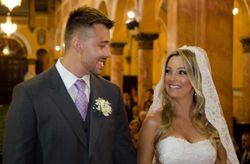 Casamentos reais: Ana Paula e Cláudio