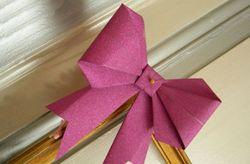 Faz os teus próprios laços origami