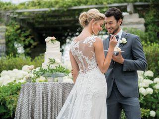 Vestidos de noiva Sincerity Bridal: um conto de fadas para entrar na nova estação