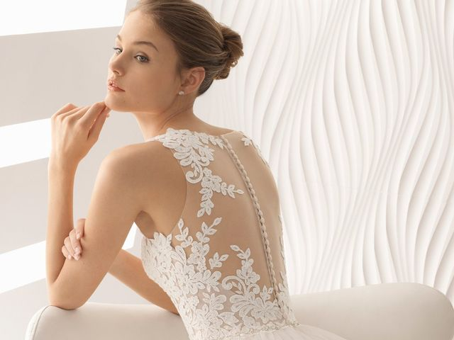 50 vestidos de noiva Rosa Clará que marcarão 2018