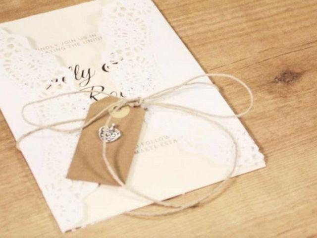 Convites de casamento DIY: cria e personaliza os teus em casa!