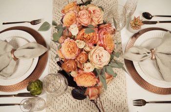 Centros de mesa DIY: dá um encanto especial à tua decoração