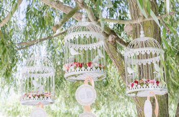 Love Birds: pássaros e gaiolas para uma decoração romântica