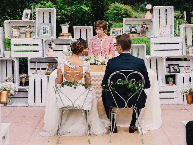 As melhores ideias para decorar as cadeiras do casamento