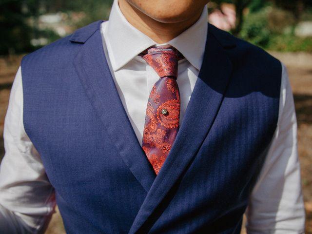 30 gravatas para os noivos carismáticos