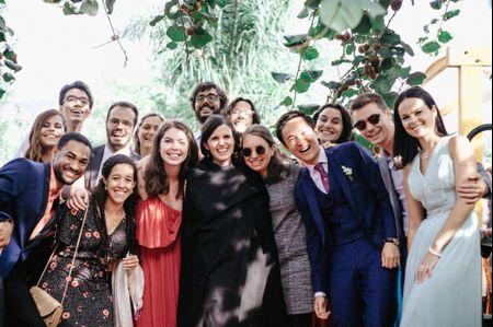 8 ideias para agradecer a presença dos convidados no teu casamento