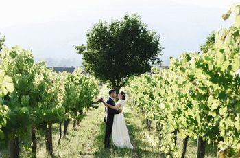 7 lugares especiais para as fotos da reportagem de casamento