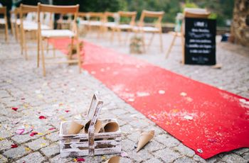 5 maneiras de apresentar o arroz no vosso casamento