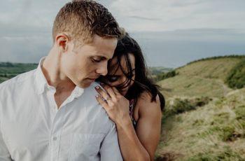 6 Truques para tirar uma foto bonita ao teu anel de compromisso