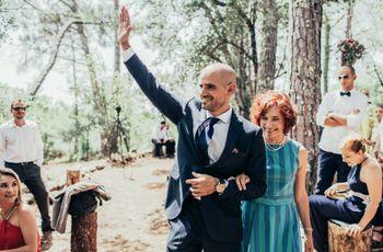 5 Homenagens especiais para a mãe do noivo