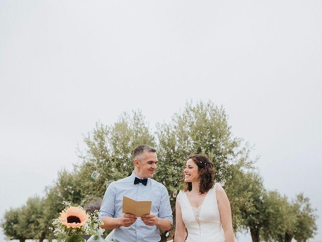 O casamento do Pedro e da Filipa: ambiente campestre no coração do Alentejo