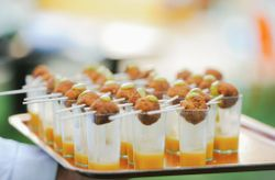 Ideias para preparar os vossos aperitivos de casamento