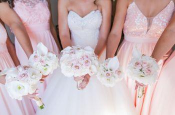 Casamento rosa millennial: 6 ideias para inspirar-vos
