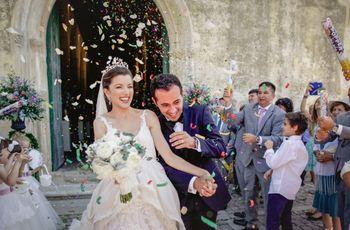Textos de casamento para a primeira leitura de uma cerimónia religiosa