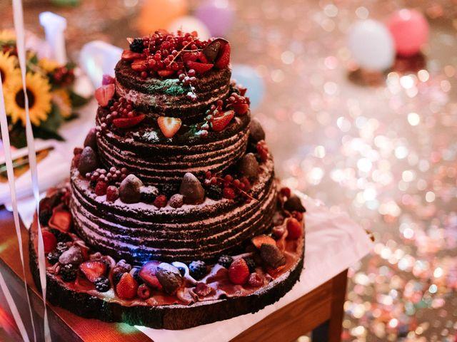 Bolos de casamento de chocolate: propostas irresistíveis