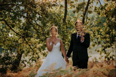Folhas secas: 4 propostas para usá-las no vosso casamento