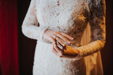 50 vestidos de noiva com renda para a estação fria