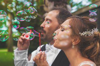 Animação de casamento: 6 ideias divertidas para miúdos & graúdos!