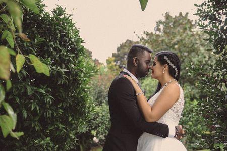O casamento do Vitor e da Joana: simplicidade e elegância num ambiente Urban Chic