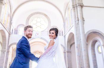 40 Frases para felicitar os noivos