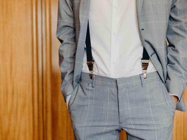 Fatos do noivo com padrão: do estilo dandy ao mais descontraído