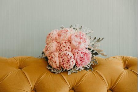 Que cor escolher para o ramo de noiva?