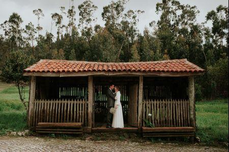 O casamento da Patrícia e do Ruben: quando a chuva torna tudo mais romântico