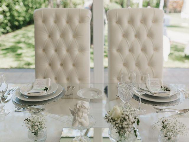 Inspiração para um casamento all white