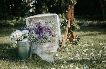 As flores mais económicas para o vosso casamento