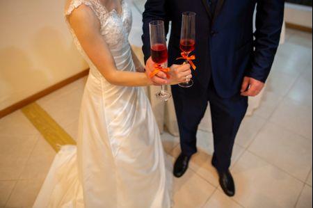 Flutes personalizados para o vosso casamento
