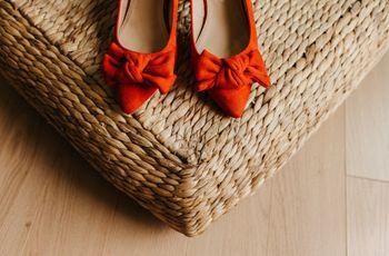 8 perguntas para escolher os teus sapatos de noiva