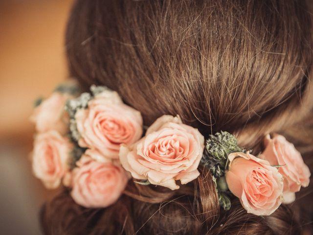 Acessórios primaveris para as noivas da estação