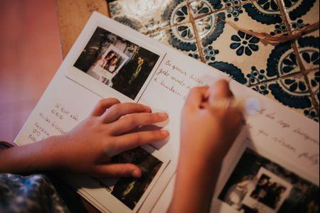 O que escrever no livro de honra: 8 ideias para pôr em prática