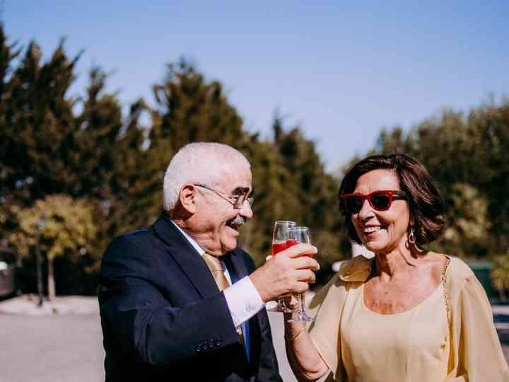 As bodas de ouro da Teresa e do António: um dia repleto de emoção!