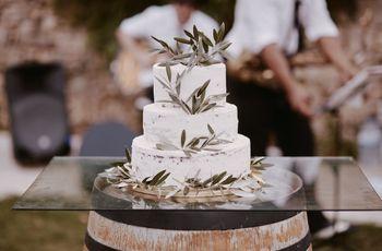 5 propostas para economizar no bolo de casamento