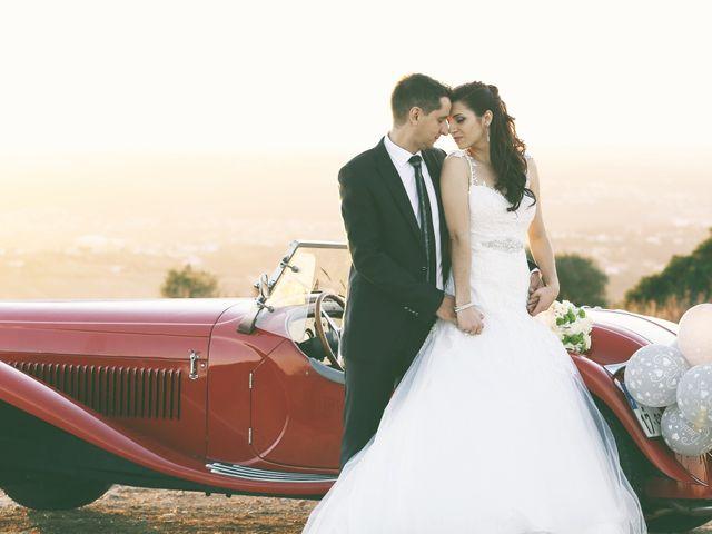 O carro de casamento