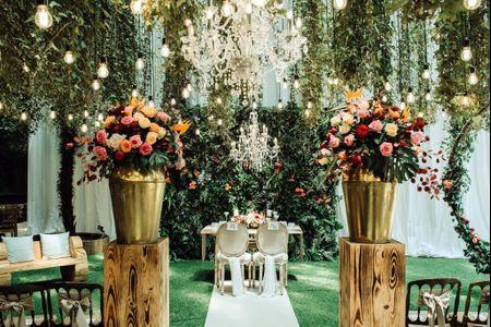 8 regras sobre a decoração floral