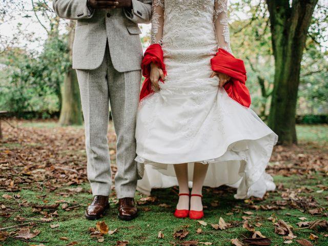 Look de noiva com pormenores vermelhos... atreves-te?