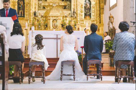 Textos de casamento para a primeira leitura de uma cerim�nia religiosa