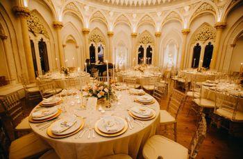 10 detalhes em dourado para a decoração do casamento