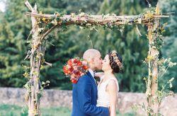 Casamentos orgânicos: 6 motivos para optar por nesta tendência
