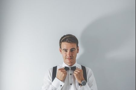 Como escolher o fato de noivo