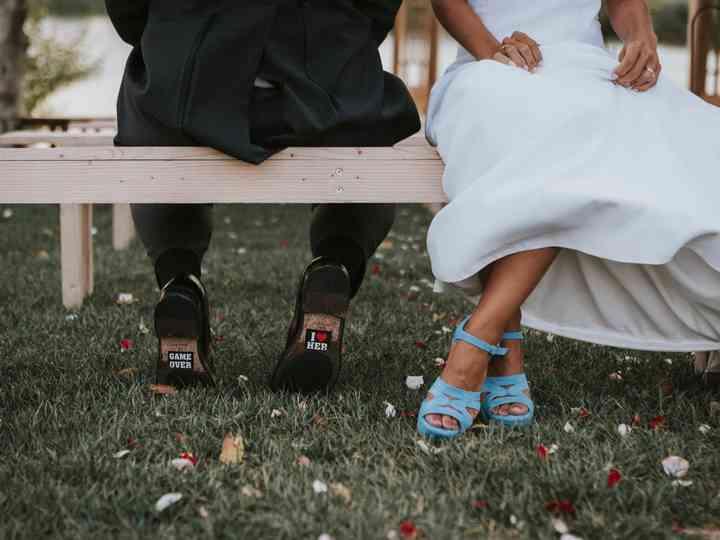 4 tipos de saltos para 4 tipos de noiva