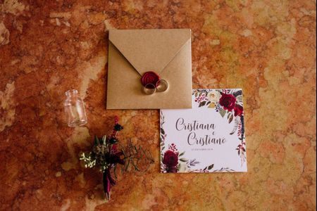 As 6 dicas que deves seguir para acertares nos convites de casamento