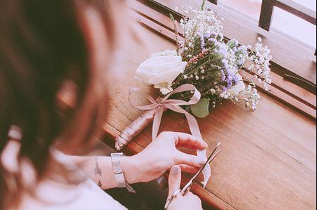 As melhores técnicas para conservar o ramo de noiva