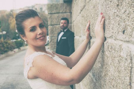 Truques de noiva que penteados te fazem  parecer mais alta