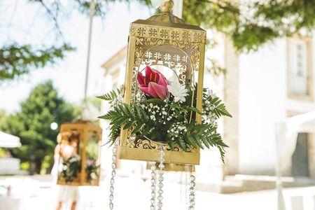 Coloque um jardim vertical no seu casamento