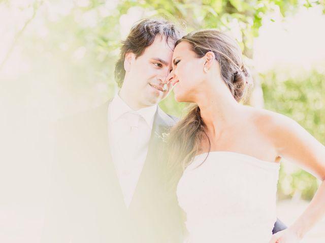 Penteados com rabo de cavalo para noivas