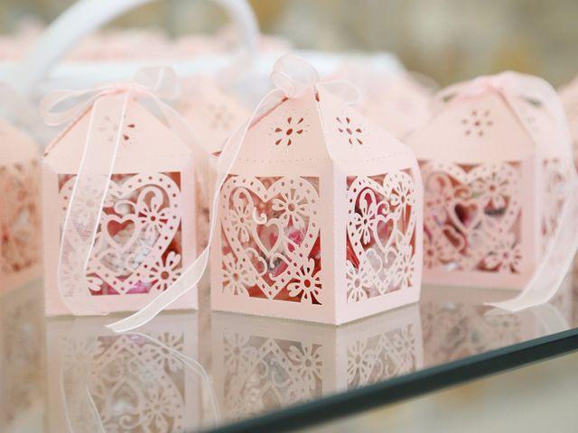 Lembrancinhas de casamento baratas para 4 tipos de noivos